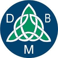 El logotipo de DBM